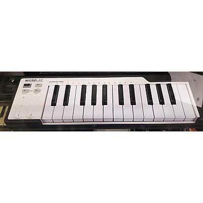 Arturia MICROLAB MIDI Controller