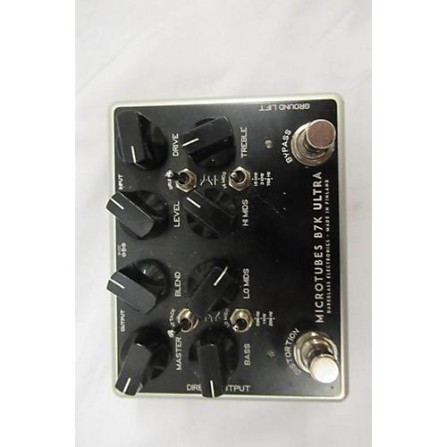 MICROTUBES B7K ULTRA Bass Effect Pedal
