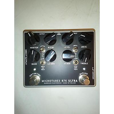 Darkglass MICROTUBES B7K ULTRA Bass Effect Pedal