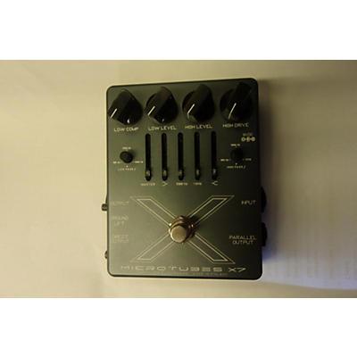 Darkglass MICROTUBES X7 Bass Effect Pedal
