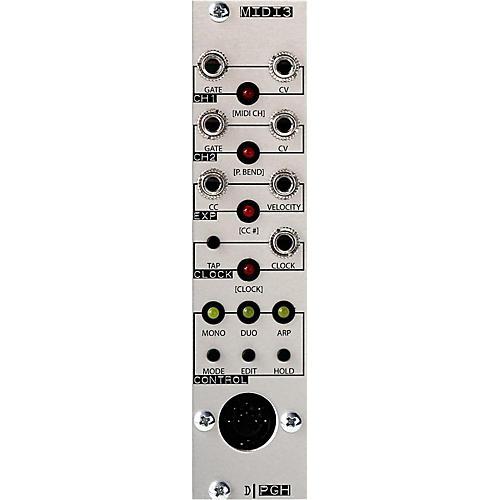 pittsburgh modular synthesizers midi 3 module musician 39 s friend