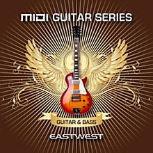 EastWest MIDI Guitar Series Vol 4: Guitar and Bass