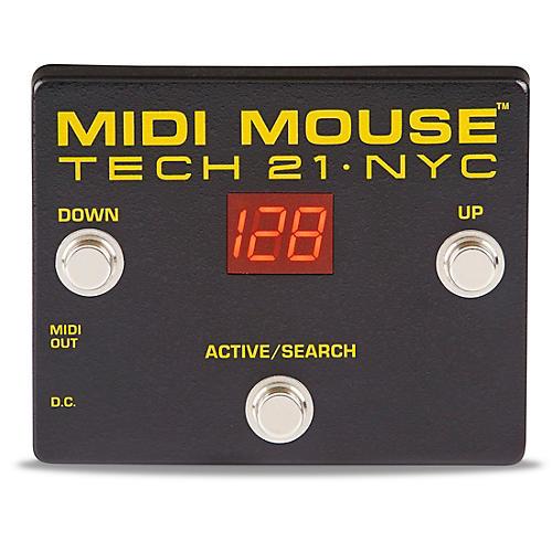 MIDI Mouse Pedal