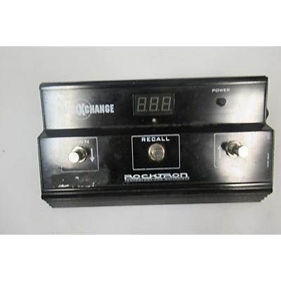 Rocktron MIDIXCHANGE MIDI Foot Controller