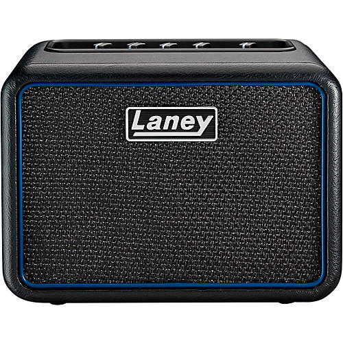Laney MINI-BASS-NX 9W 2x3 Bass Combo Amp Condition 1 - Mint Black and Blue