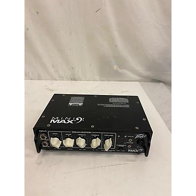 Peavey MINI MAX Tube Bass Amp Head