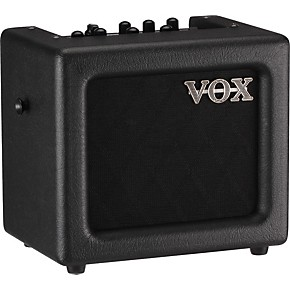 vox mini3 3w battery powered guitar combo amp musician 39 s friend. Black Bedroom Furniture Sets. Home Design Ideas