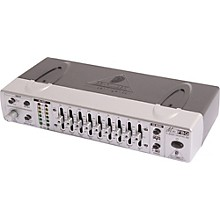 Open Box Behringer MINIFBQ FBQ800 9-Band Graphic Equalizer with FBQ