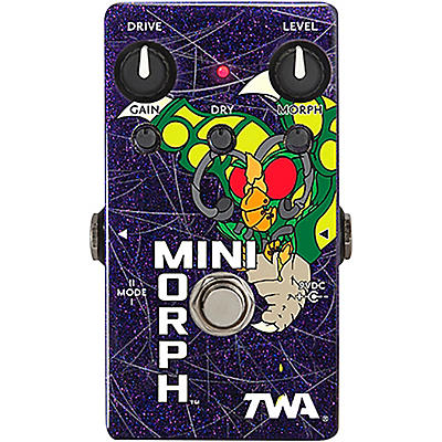 TWA MINIMORPH - Dynamic Waveshaper