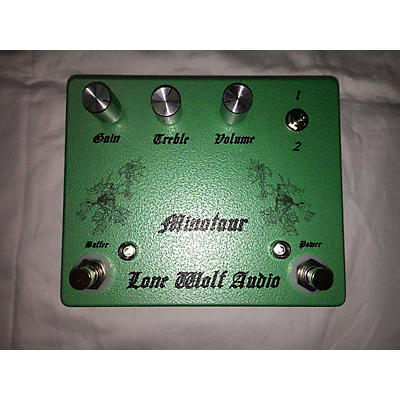 Lone Wolf Audio MINOTAUR Effect Pedal