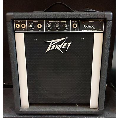 Peavey MINX Bass Combo Amp