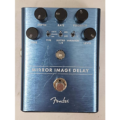 Fender MIRROR IMAGE DELAY Effect Pedal