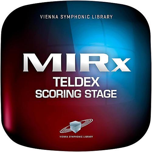 Vienna Instruments MIRx Teldex Scoring Stage (requires VI PRO 2)