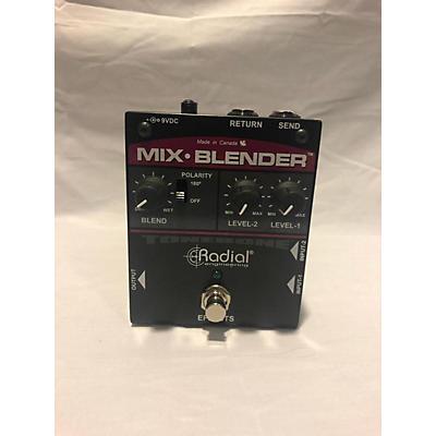 Radial Engineering MIX BLENDER Effect Processor