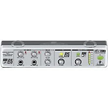 Open BoxBehringer MIX800 MiniMIX Karaoke Machine with Voice Canceller and FX
