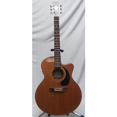 Simon & Patrick MJ CW Acoustic Electric Guitar