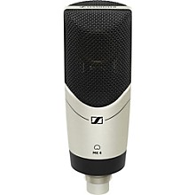Open Box Sennheiser MK4 Large Diaphragm Studio Condenser Microphone