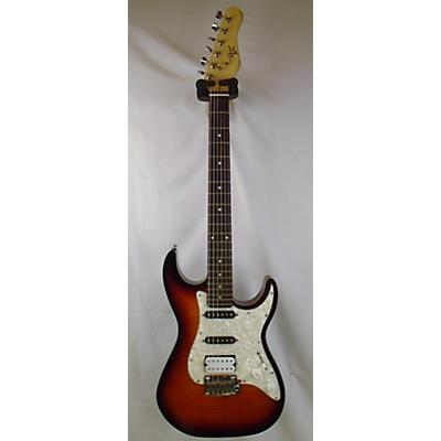 Michael Kelly MK63TB Solid Body Electric Guitar