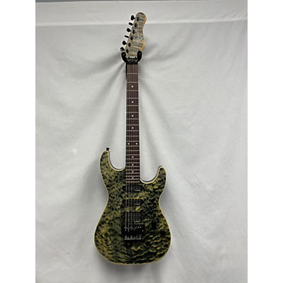 Michael Kelly MK64 Solid Body Electric Guitar