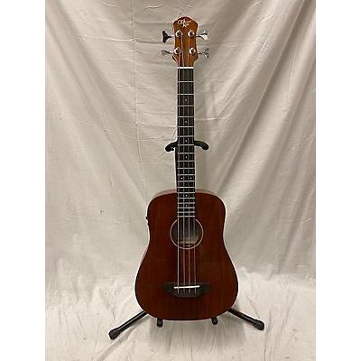 Michael Kelly MKTBSKGOFR Acoustic Bass Guitar