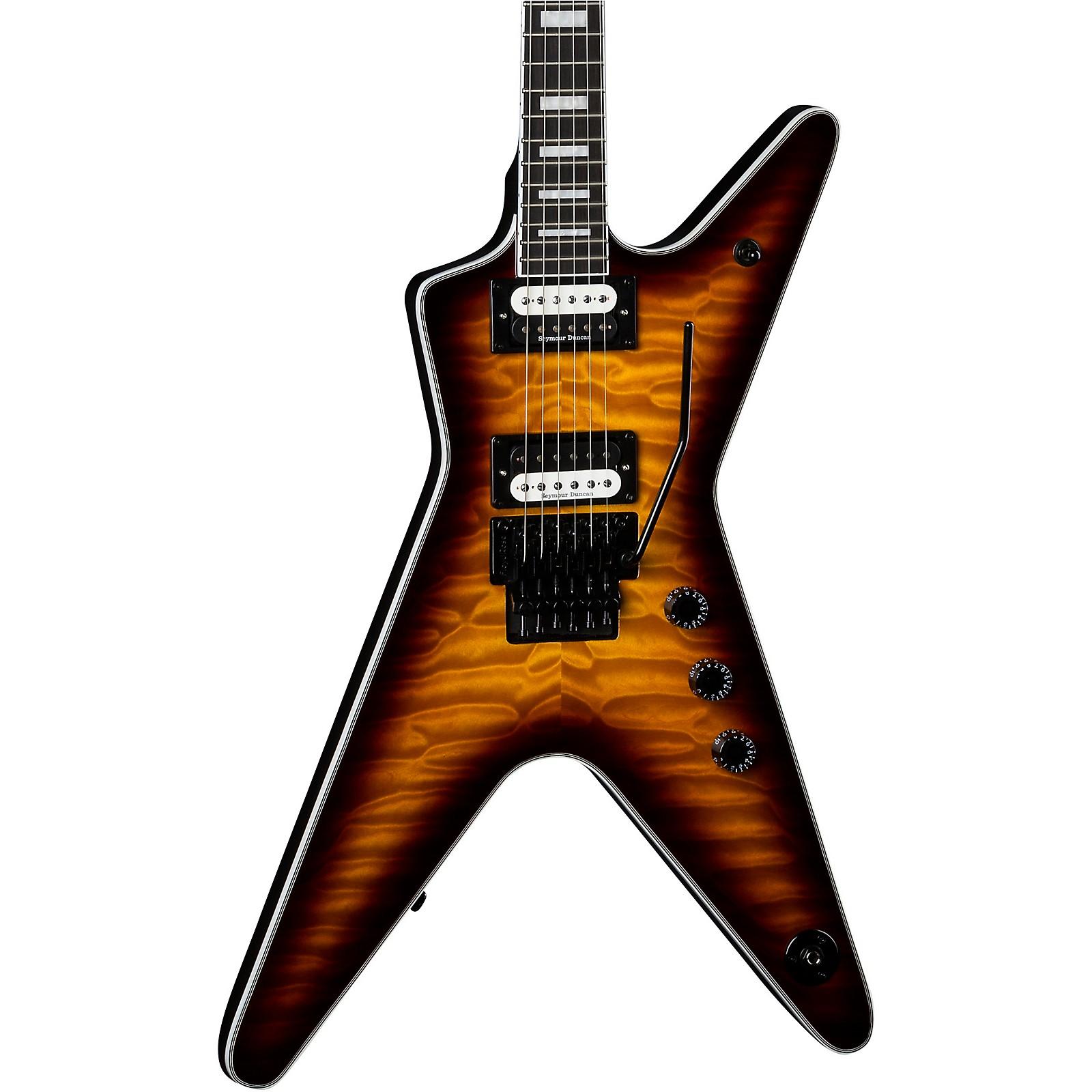 Dean ML Select Floyd Quilt-top Electric Guitar