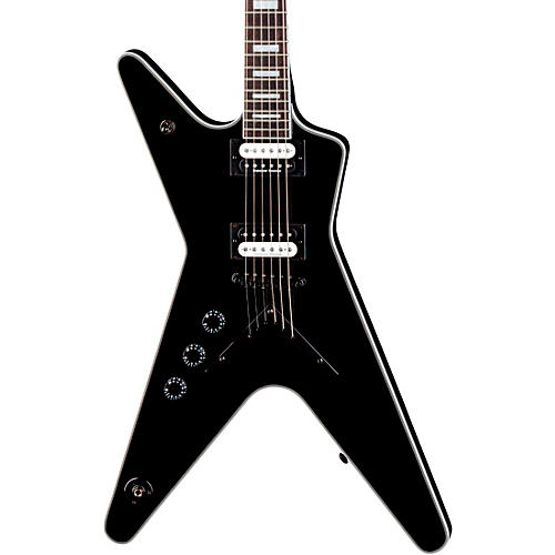 Dean ML Select Left Handed Electric Guitar Classic Black