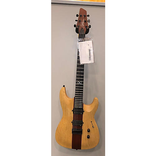Chapman ML1 RS Rob Scallon Solid Body Electric Guitar Natural