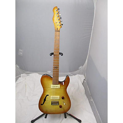 Chapman ML3 Pro Traditional Semi Hollowbody Hollow Body Electric Guitar