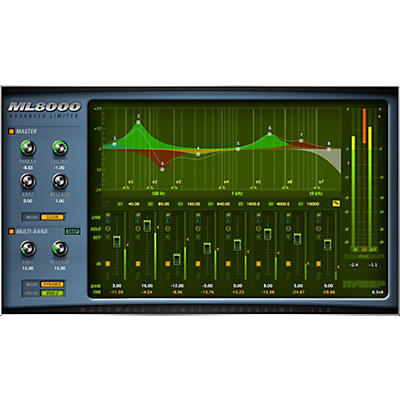McDSP ML8000 HD v6