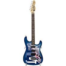 Woodrow Guitars MLB 10 Inch Mini Guitar Collectible