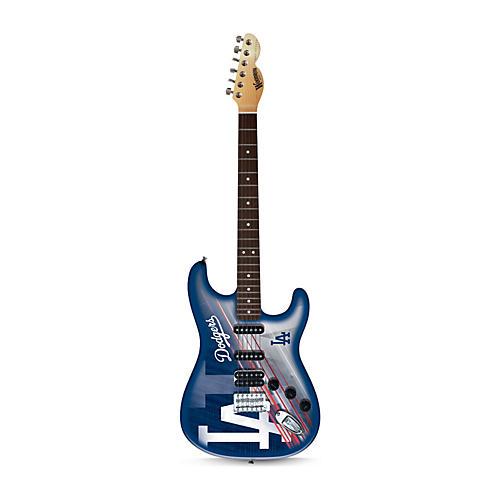 Woodrow Guitars MLB Northender Electric Guitar Los Angeles Dodgers