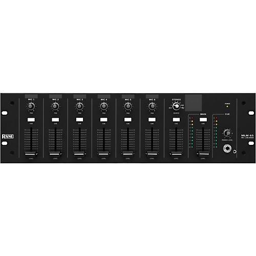 Rane MLM 65 Rack Mic/Line Mixer