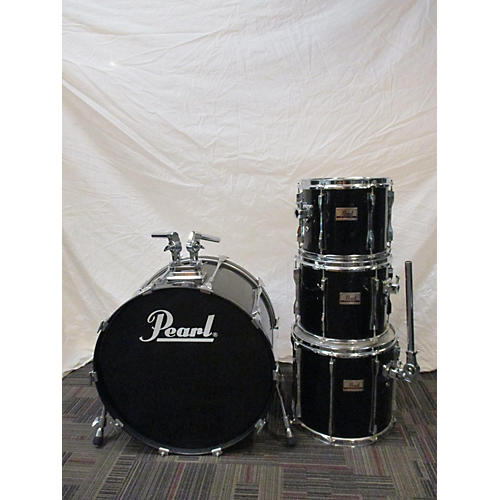 Pearl MLX All Maple Drum Kit Black