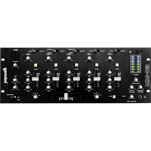 Gemini MM-03 5-Channel Mixer