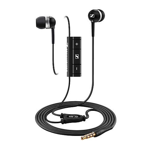 Sennheiser MM 30i In-Ear Stereo Headphones w/ Microphone