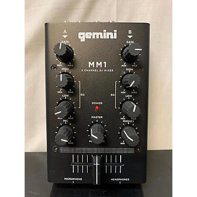 Gemini MM1 DJ Mixer