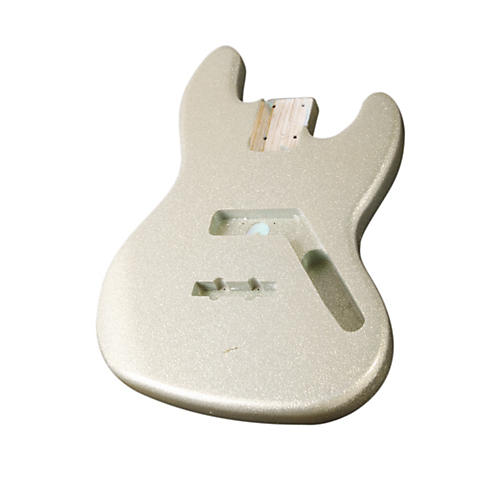 Mighty Mite MM2703SPRKL Jazz Bass Replacement Body - Sparkle Finish
