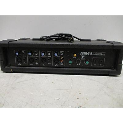 Yorkville MM4 Powered Mixer
