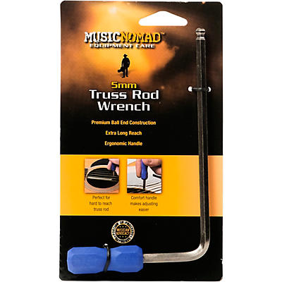 Music Nomad MN236 Premium Truss Rod Wrench - 5 mm