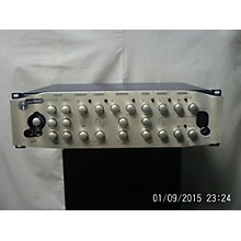 SWR MO BASS CHROME BLUE Bass Amp Head