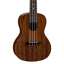 Luna Guitars MO Mahogany Concert Ukulele
