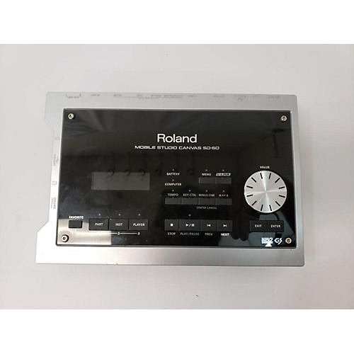 Roland MOBILE STUDIO CANVAS SD-50 Audio Interface