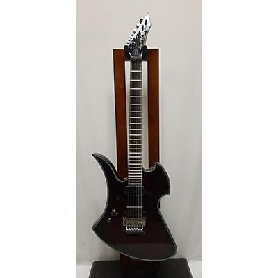 B.C. Rich MOCKINGBIRD EXTREME EXOTIC FLOYD ROSE Solid Body Electric Guitar