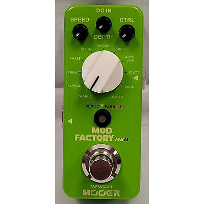 Mooer MOD FACTORY MKII Effect Pedal