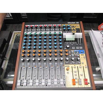 TASCAM MODEL 12 Unpowered Mixer