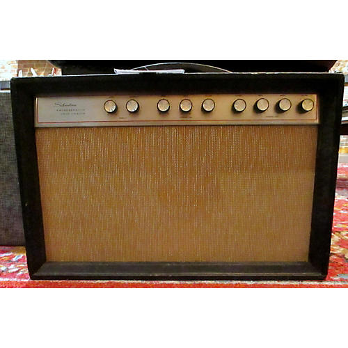 Silvertone MODEL 1474 Tube Guitar Combo Amp