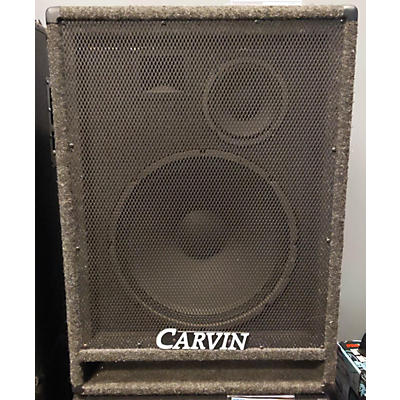 Carvin MODEL 973 Powered Monitor
