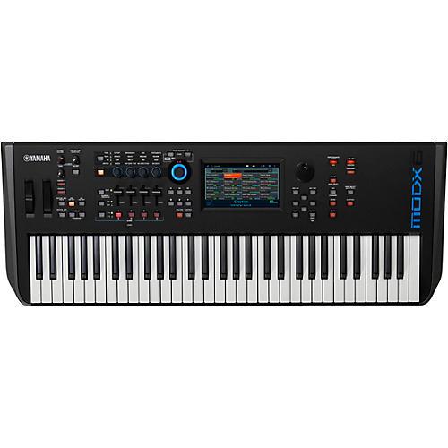 Yamaha MODX6 61-Key Synthesizer