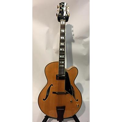 PEERLESS MONARCH Hollow Body Electric Guitar