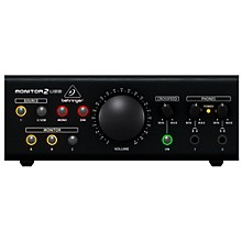 Open Box Behringer MONITOR2USB Monitoring Controller
